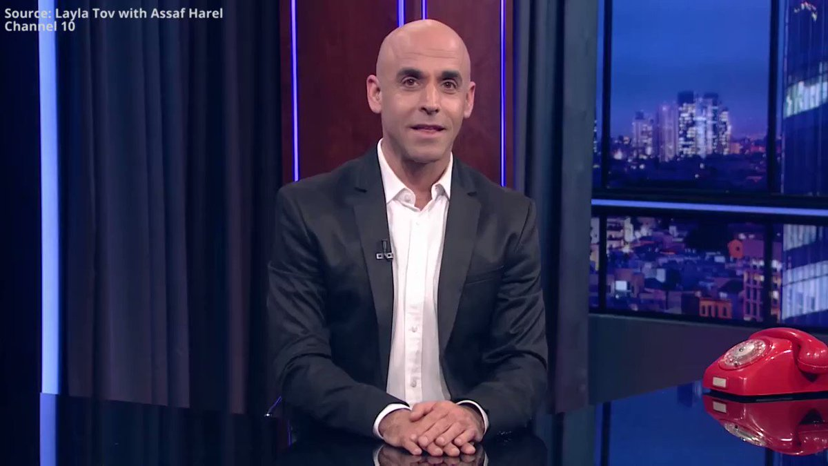 In last monologue, Israeli comedy show host implores Israelis to wake up and smell the 'apartheid'