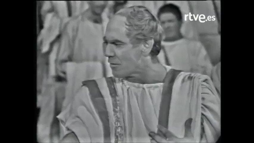 Archivo RTVE's photo on Julio Cesar