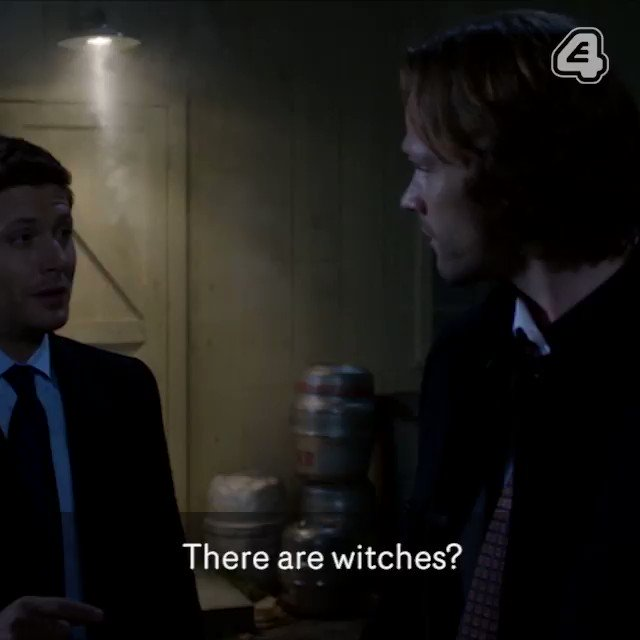 Explaining #Supernatural to people who aren't in the #SPNFamily… #Supe...