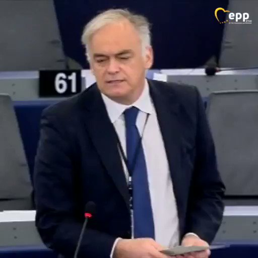 """Europe is not a market, it is the will to live together.""  @gonzalezpons #eppgroup https://t.co/xS9iXC59hs"