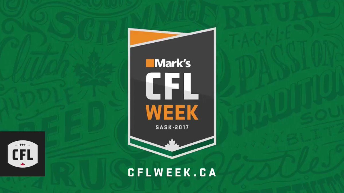 🎥| There is simply too much to do at #MarksCFLWeek Fan Fest!  Have a l...