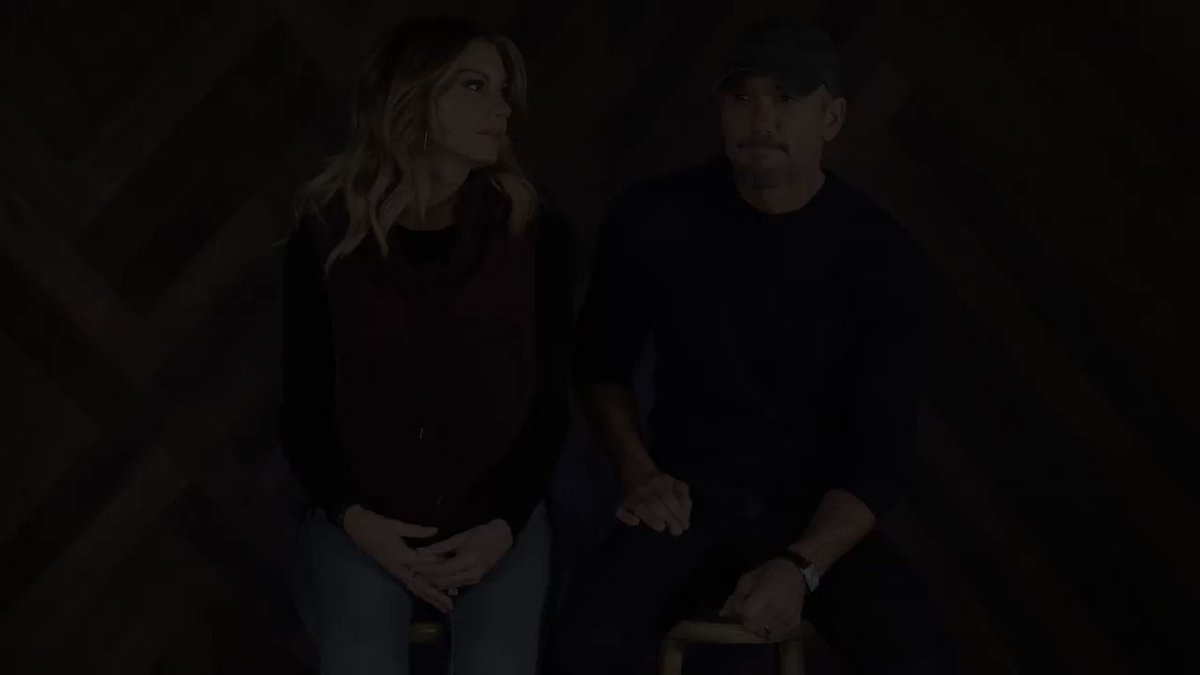 .@TheTimMcGraw and @FaithHill have a new single out called #SpeakToAGi...