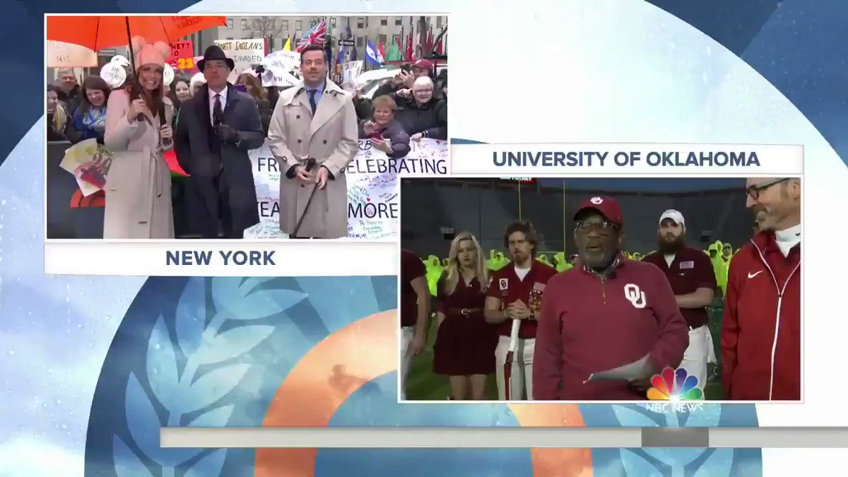 They did it! Congratulations to the @UofOklahoma on their Guinness Wor...