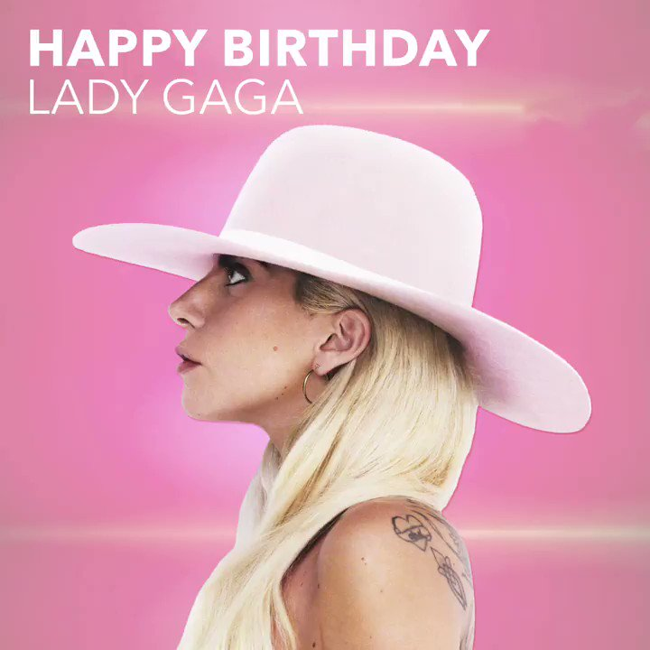 Sending BIG b'day wishes to our favourite #MotherMonster, @ladygaga 🎂🎈...