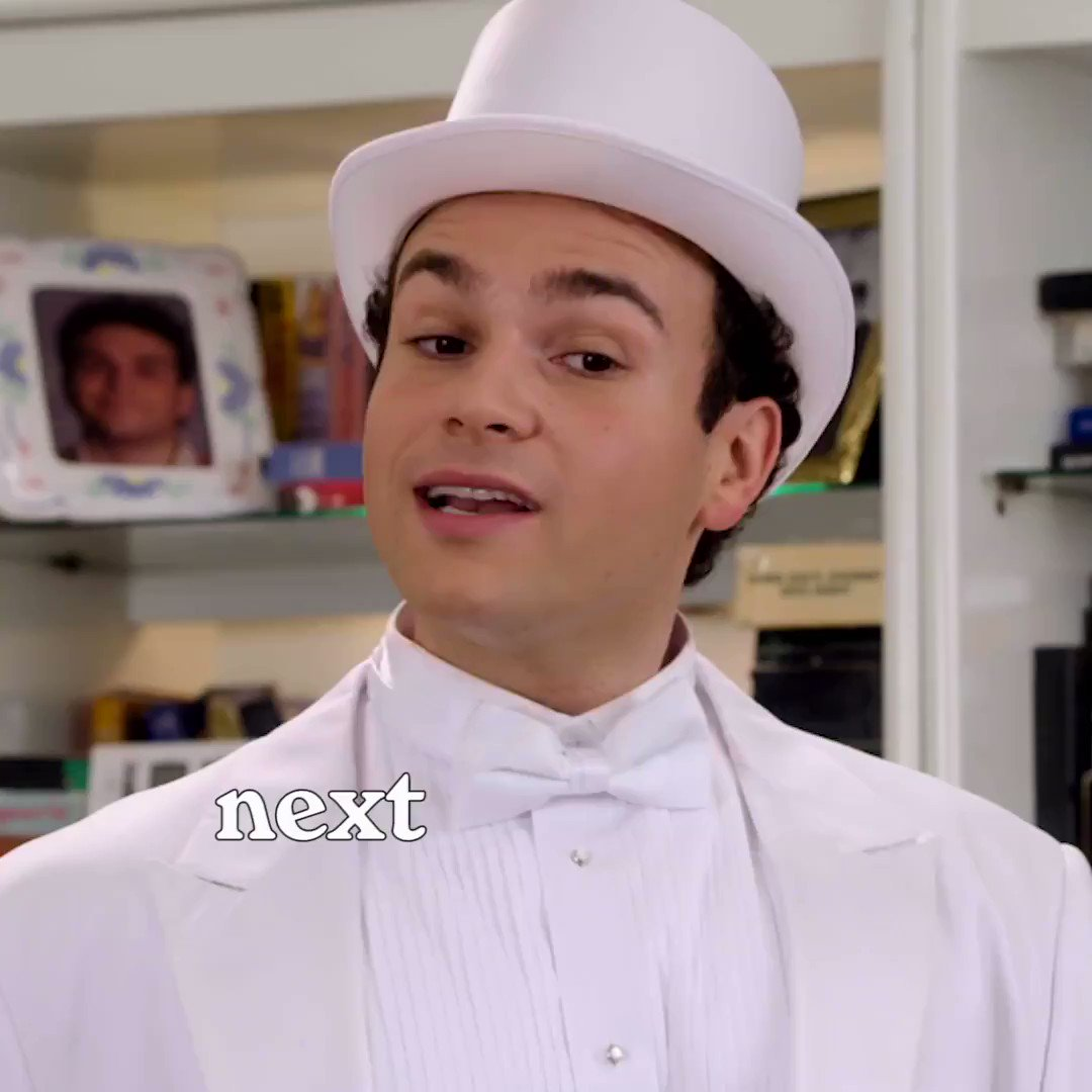 Barry takes prom VERY seriously. #TheGoldbergs is all-new tomorrow at...