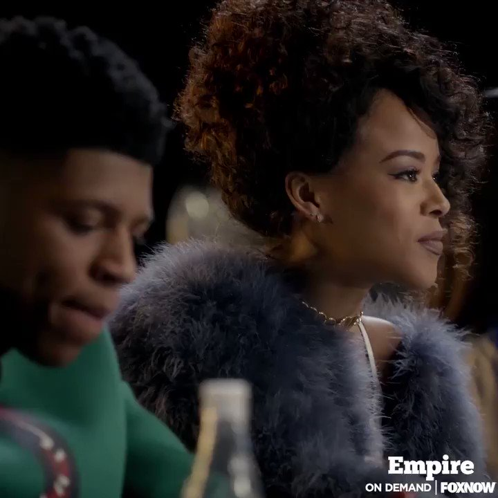 Hakeem is in love! #Empire https://t.co/souzqVVQ1t