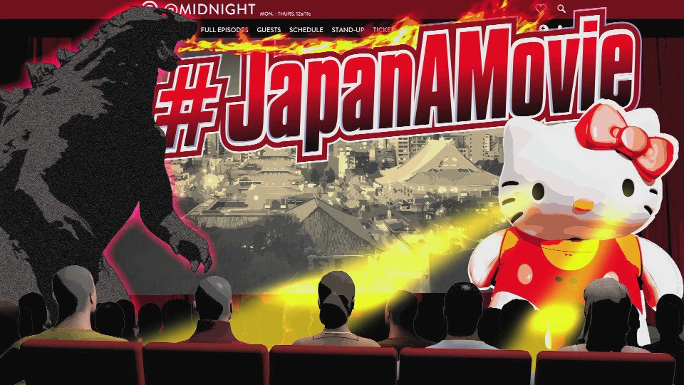 Tonight we're embracing our favorite things about Japan with #JapanAMo...