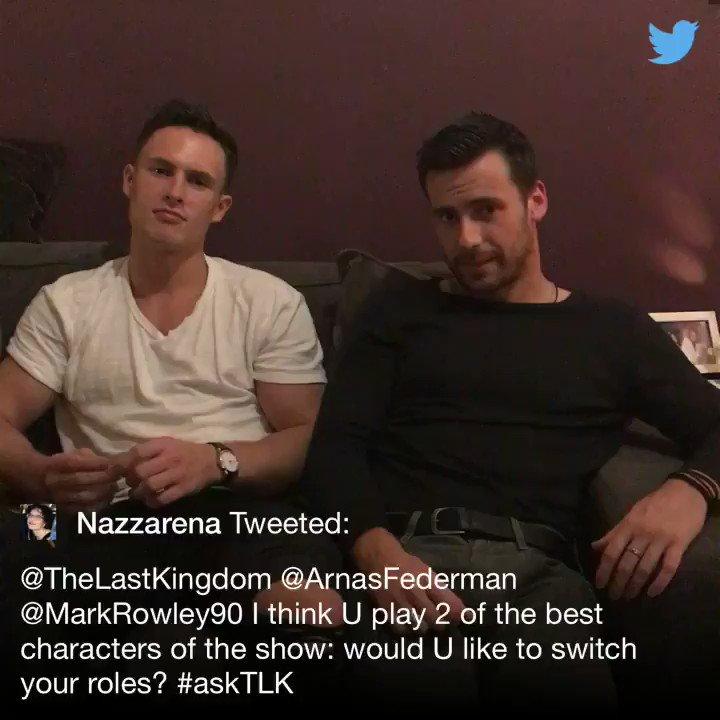 The Last Kingdom on Twitter: