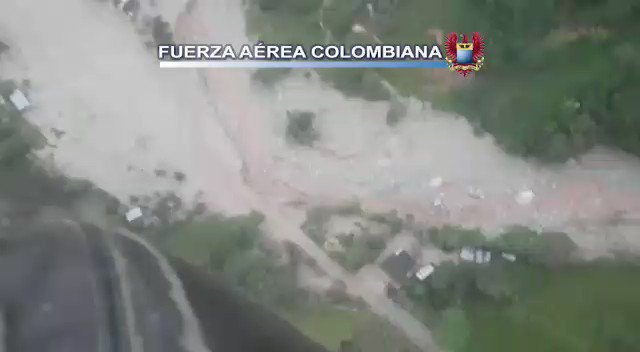 Death toll from mudslide in the Colombian city of Mocoa rises to at least 112, more than 200 others injured