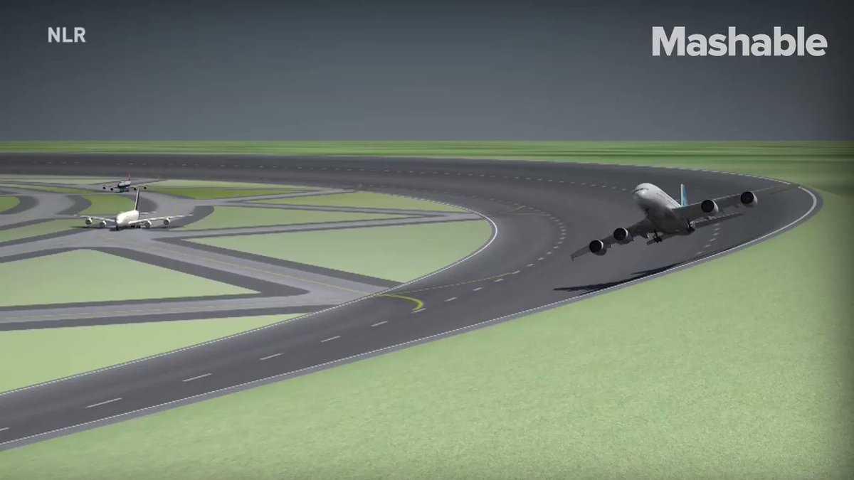 A new runway could be coming to an airport near you... in 2050