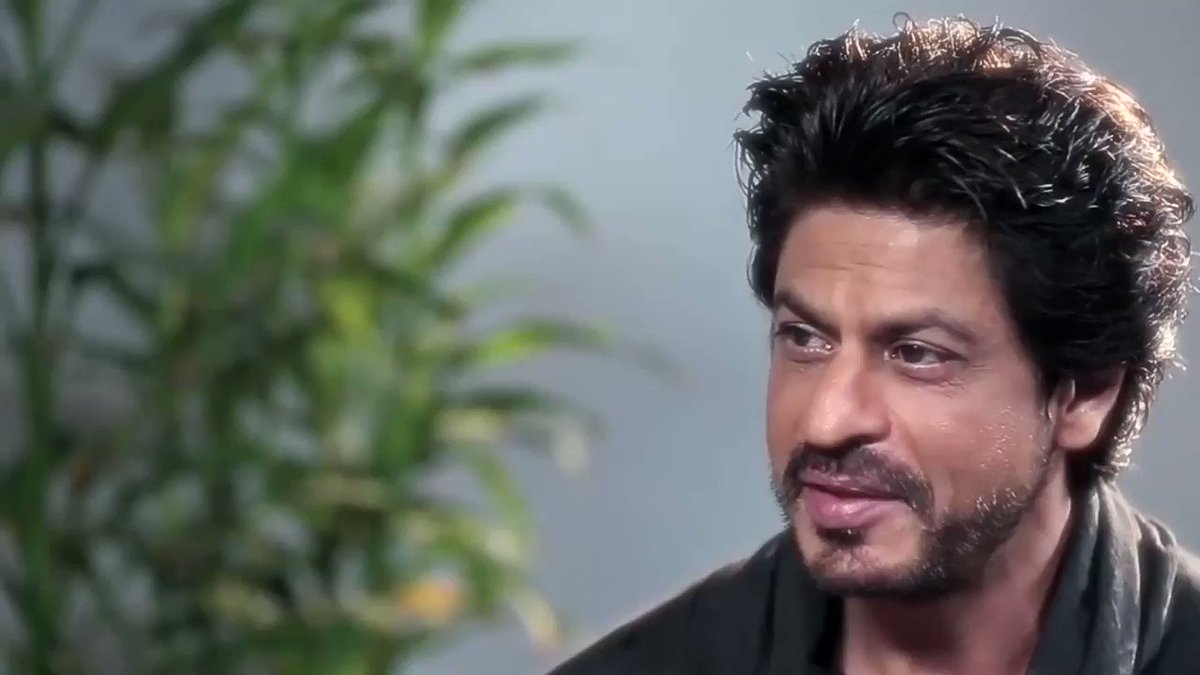 The best thing about interviewing @iamsrk is that you come away with life lessons! Here are some of my favourites: https://t.co/qozEq04ySr