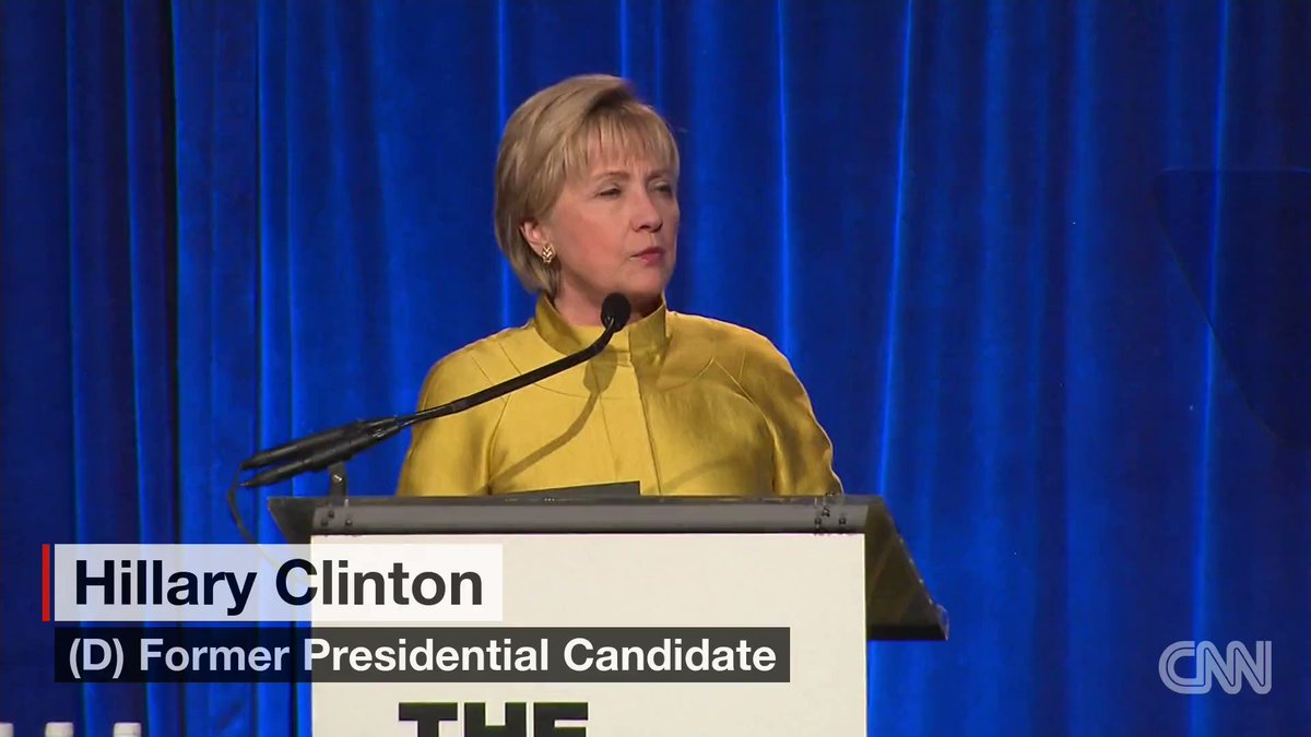 #HillaryClinton blasts Trump on #LGBT rights @CNNPolitics https://t.co/m9iyrMZkEI #Resist