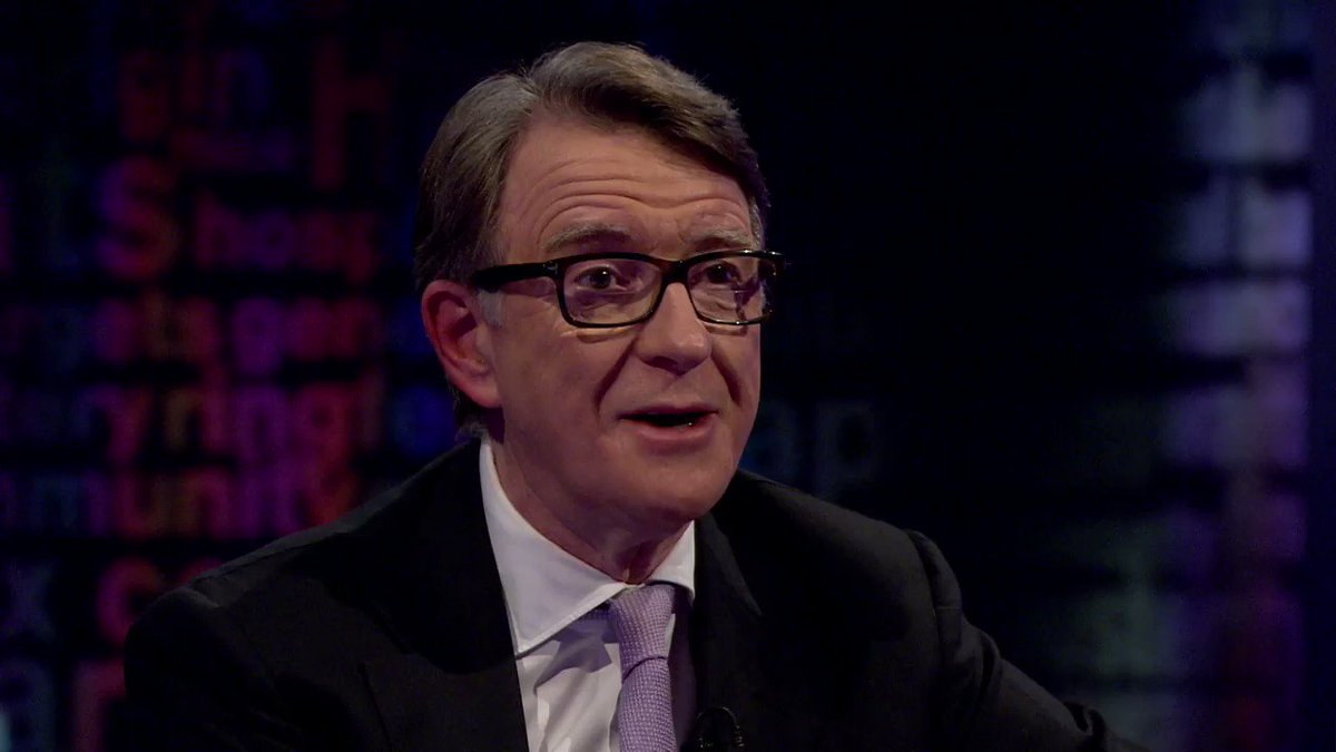 TONIGHT: What is Labour's position on Brexit? 'Search me' - says forme...