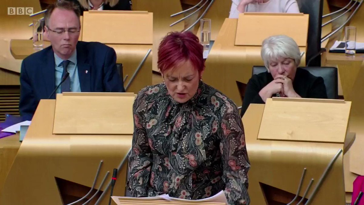 🎥 Social Security Secretary @AConstanceSNP sets out the reality of the...