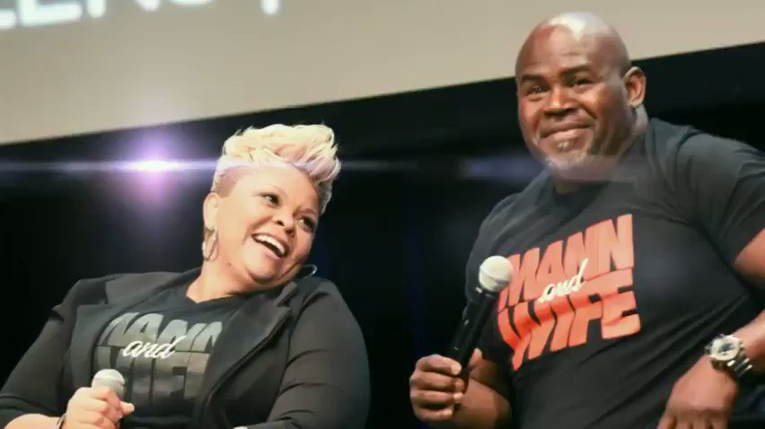 Time For #TheManns! First, Let's Celebrate @davidandtamela's 29 Years...