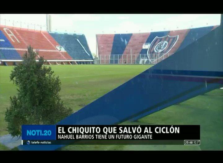 El chiquito que salvó a San Lorenzo: @MiguelBossio entrevistó a Nahuel...