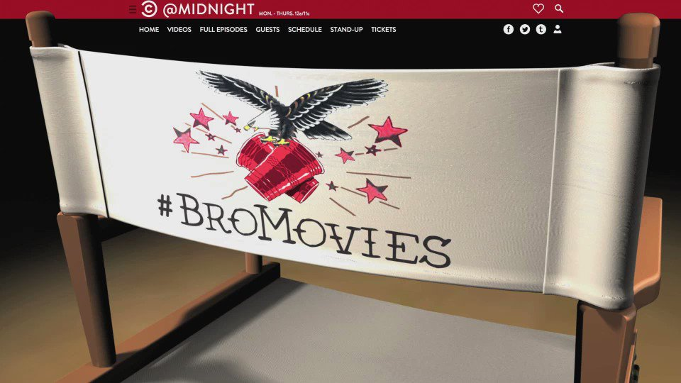 Raise a brewski, tonight we're playing #BroMovies! Check the examples...