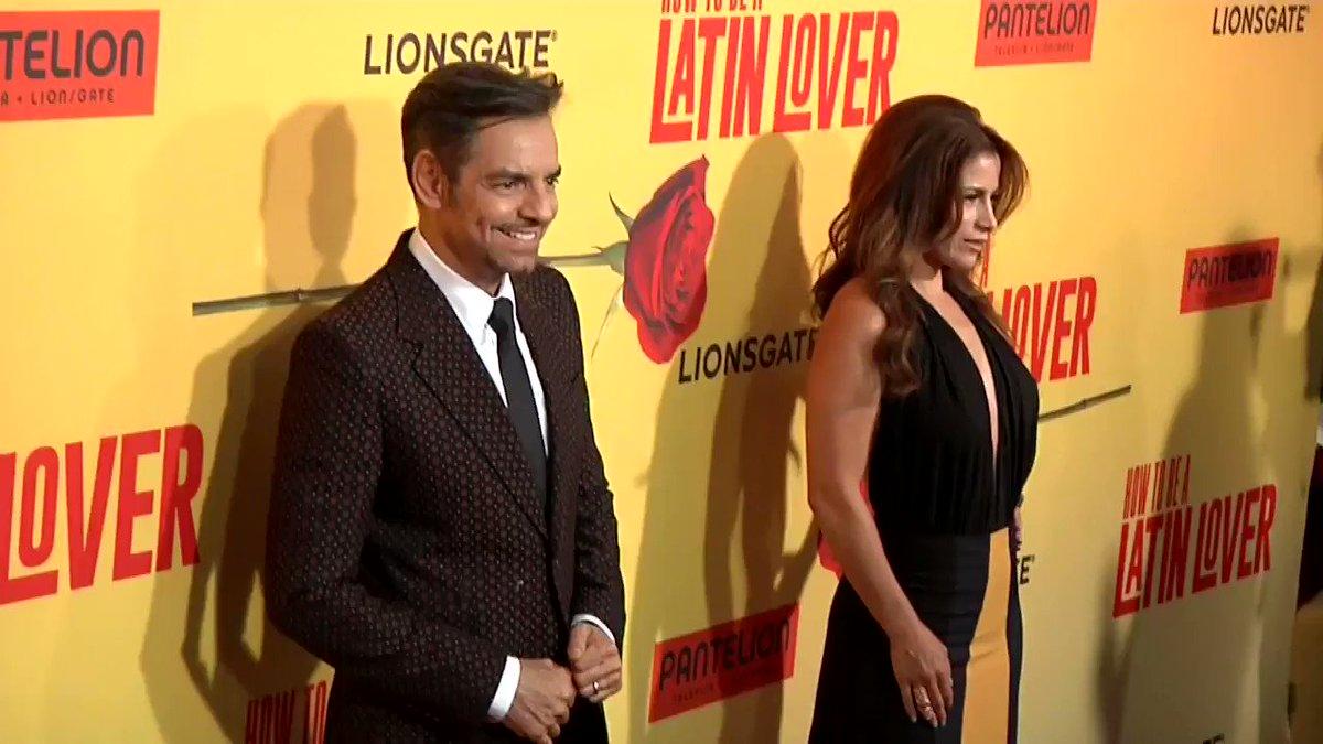Espectaculos Eugenio Derbez Presentó Su Nueva Película En Hollywood
