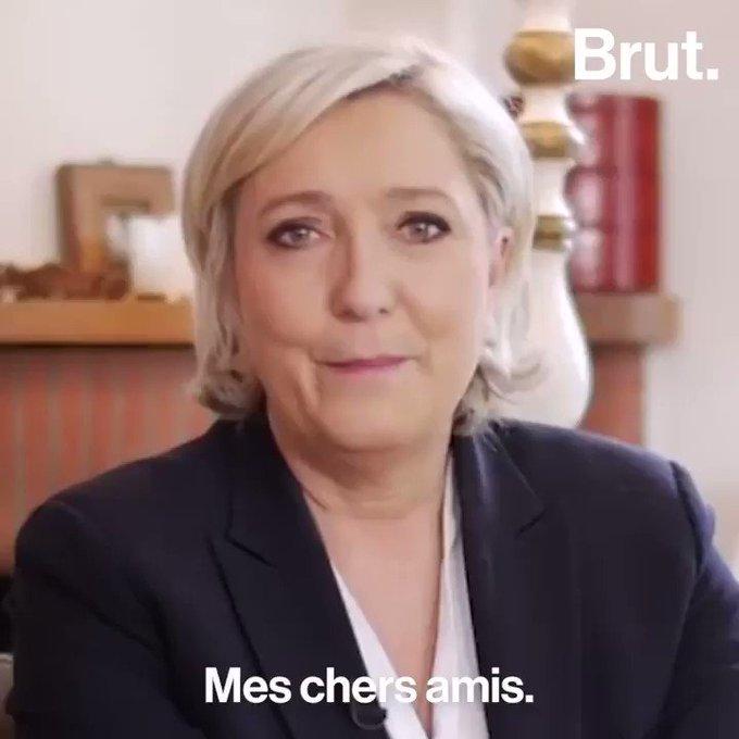 5 petits trucs que vous ne savez peut-être pas sur Marine Le Pen.