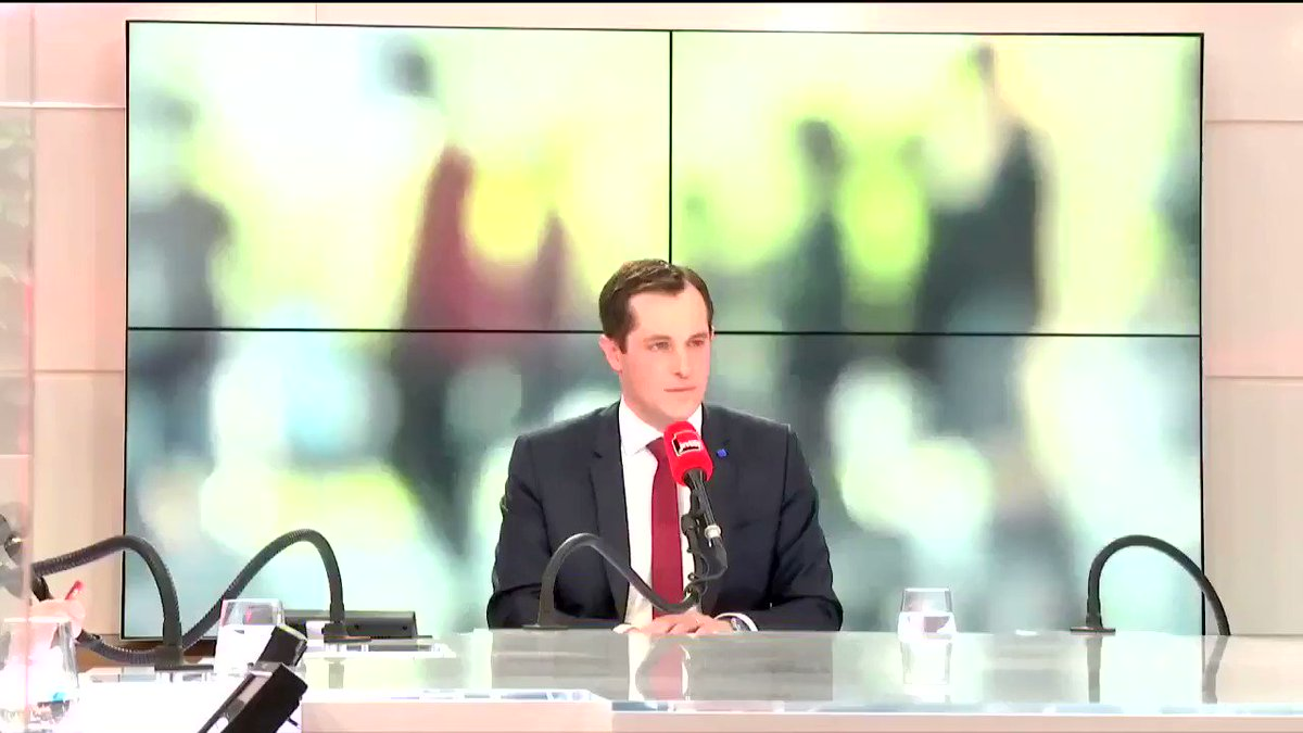 Nicolas Bay : 'Visitez une prison, vous verrez la corrélation entre l'immigration et la délinquance' #QuestionsPol