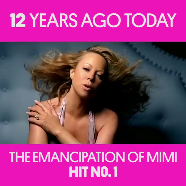 "What's your favorite ""The Emancipation of Mimi"" track?🎶"