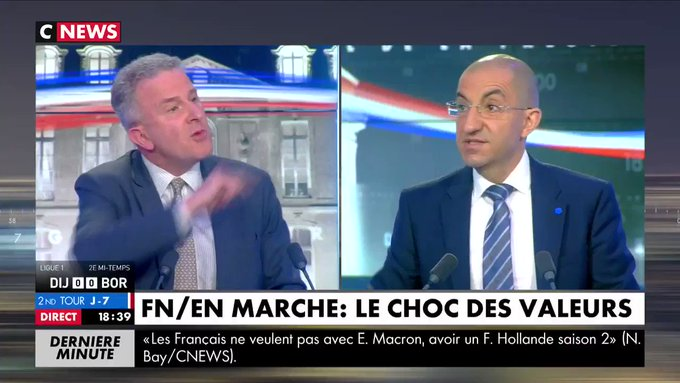 Faut-il sortir de l'OTAN ? L'avis de @JeanMessiha, proche de @MLP_officiel et de @NTenzer, proche de #Macron #LGJDLP