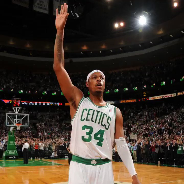 Paul Pierce has called 'career'. https://t.co/pXgTUgoKwQ