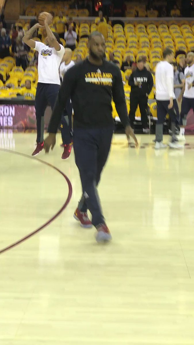 209724ca3ab9 solewatch kingjames in nike lebron 14 pes for game 1