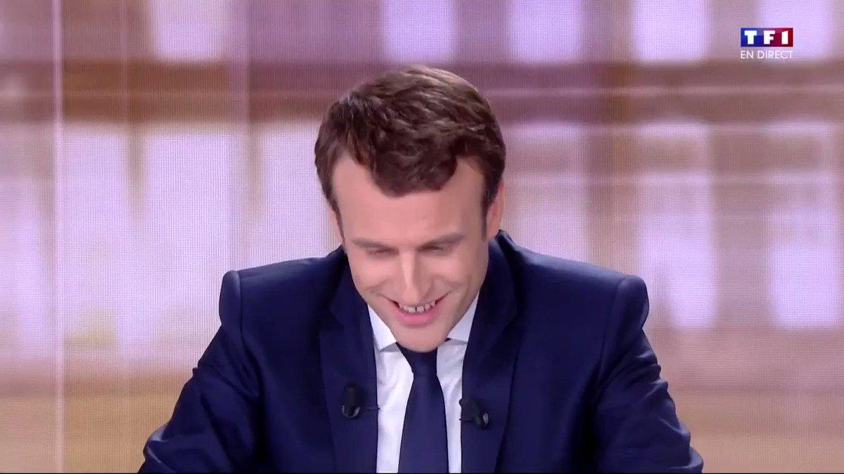 💬 - Marine Le Pen : 'D'accord' 💬 - Emmanuel Macron : 'Oui, d'accord, d'accord' #2017LeDebat
