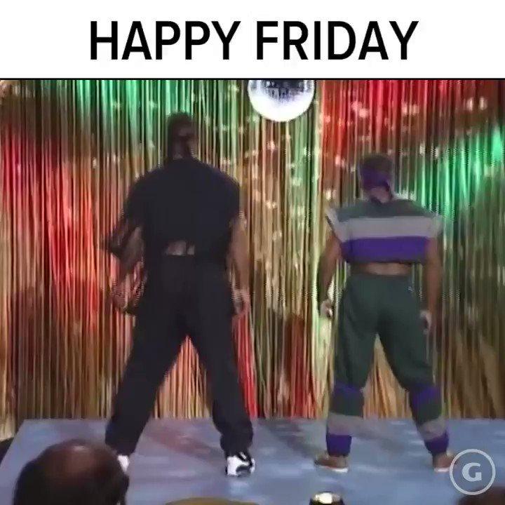 Happy Friday! 🔊 #FlashbackFriday   (Dest...