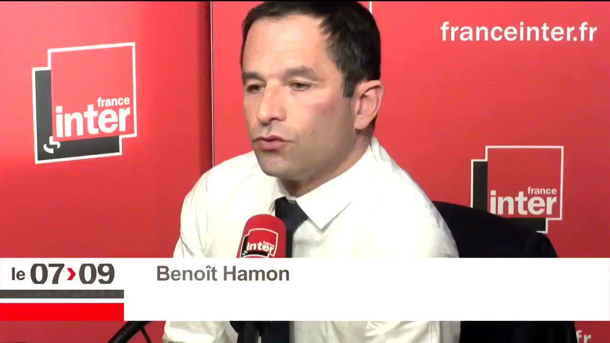 .@benoithamon : 'Les 'aurores incertaines' (Jaurès) st bcp + prometteuses que l'opportunisme compulsif de certains.'
