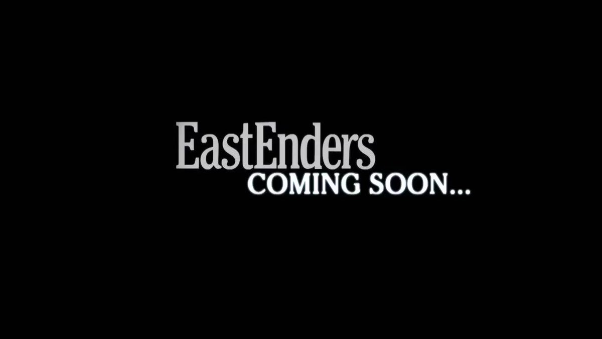 Coming soon to #EastEnders on @BBCOne.