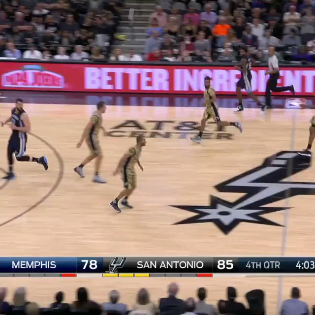 Check out how the @Spurs & @Warriors turn defense to offense.. in the blink of an eye! #NBABreakdown  WCF Game 1: 3:30pm/et #NBAonABC