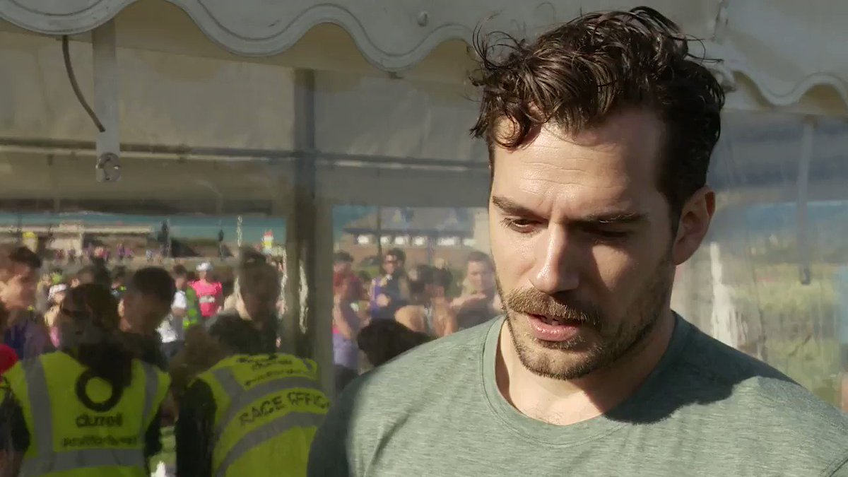 Jersey's Henry Cavill gives advice to budding actors in the island... https://t.co/yApffn5TFC