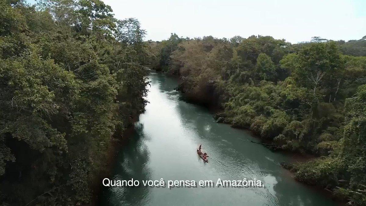 Solte o play no vídeo e veja por que você precisa viajar pelos nove estados da Amazônia Legal.