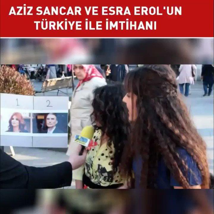 Aziz Sancar ve Esra Erol'un Türkiye ile imtihanı 😅 #HikayeBu https://t...