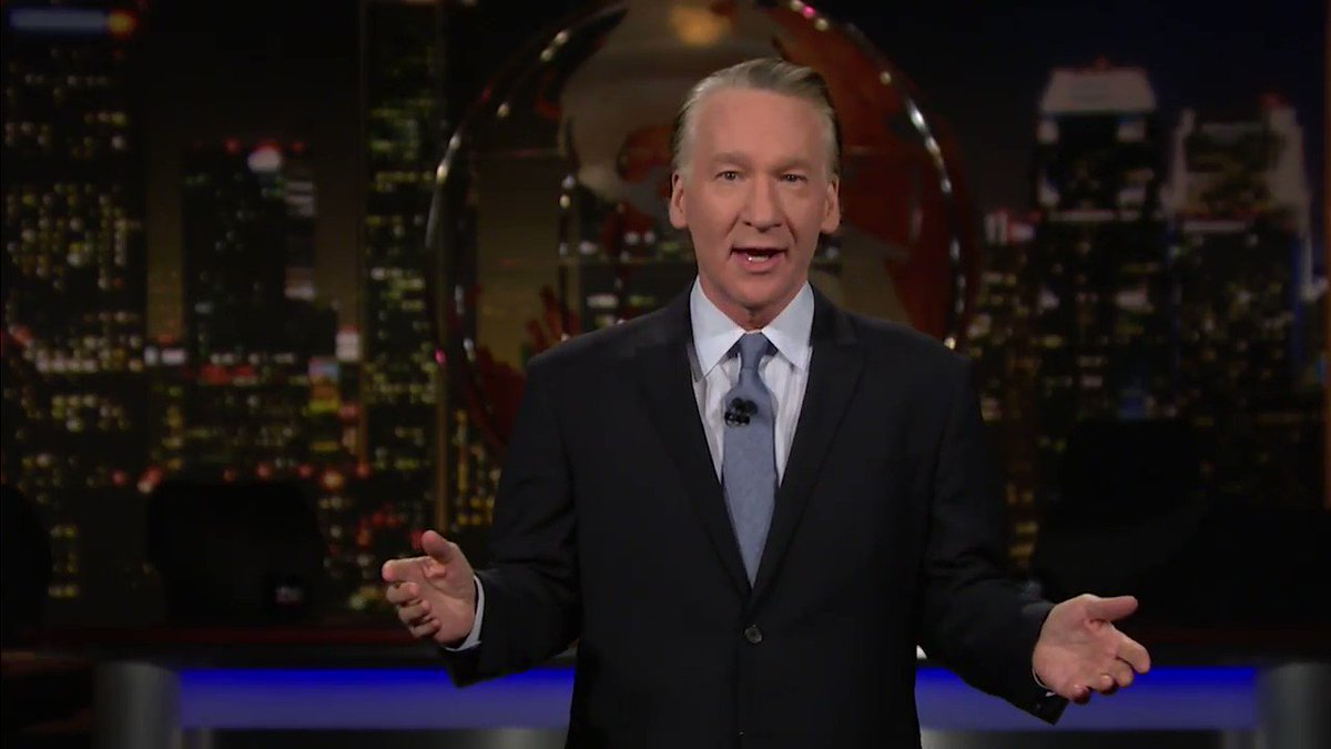 Do you have Breaking News Fatigue? Ask your doctor if @BillMaher's #Re...