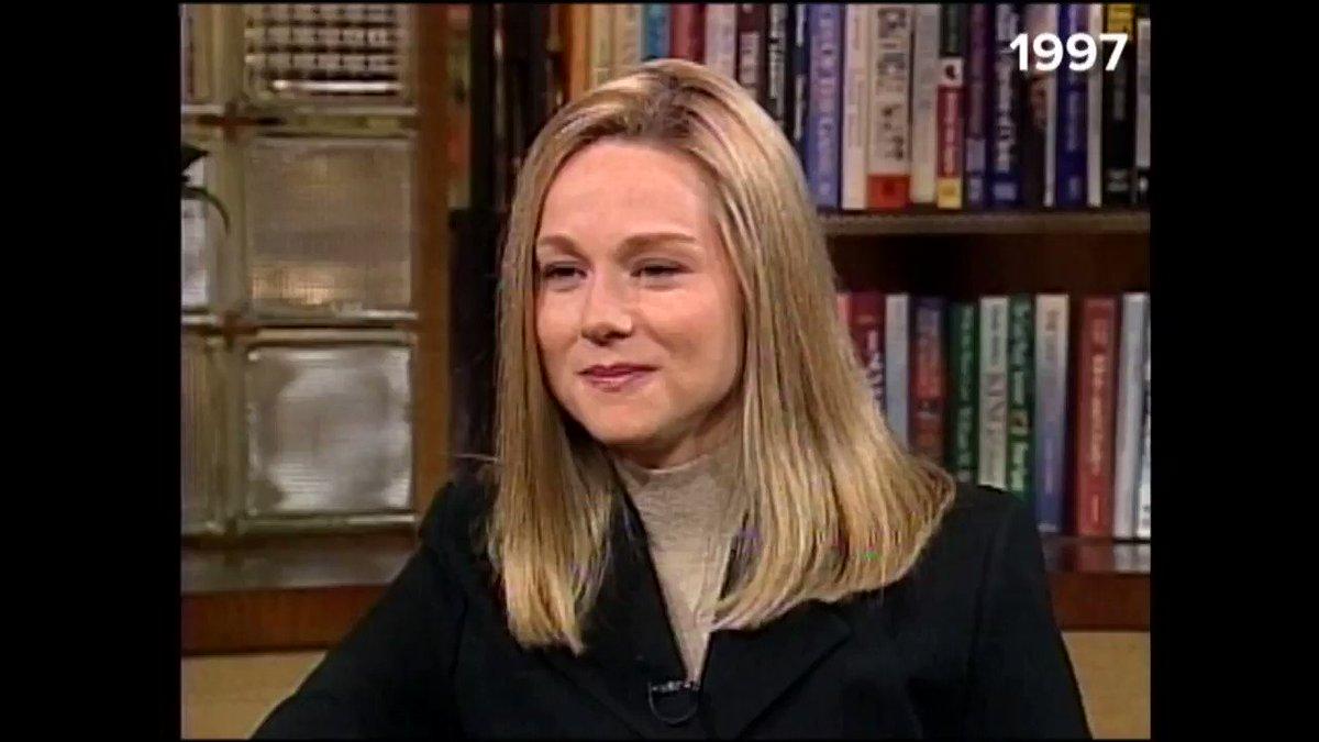 Flashback Matt Lauer Interviews Laura Linney 20 Years Ago On Today