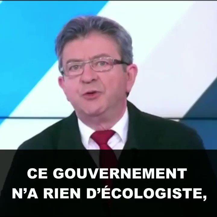 Ce gouvernement n'a rien d'écologiste. #Nucléaire #Areva #Philippe #Macron