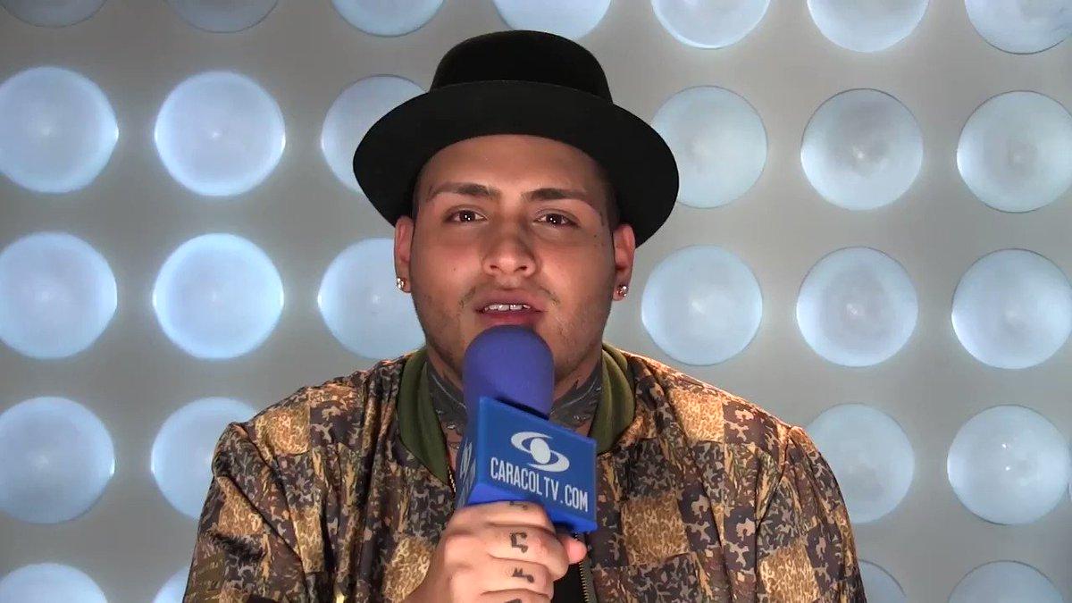 'Nicky Jam' estará presente en la gran final de #YoMeLlamo y tú puedes...
