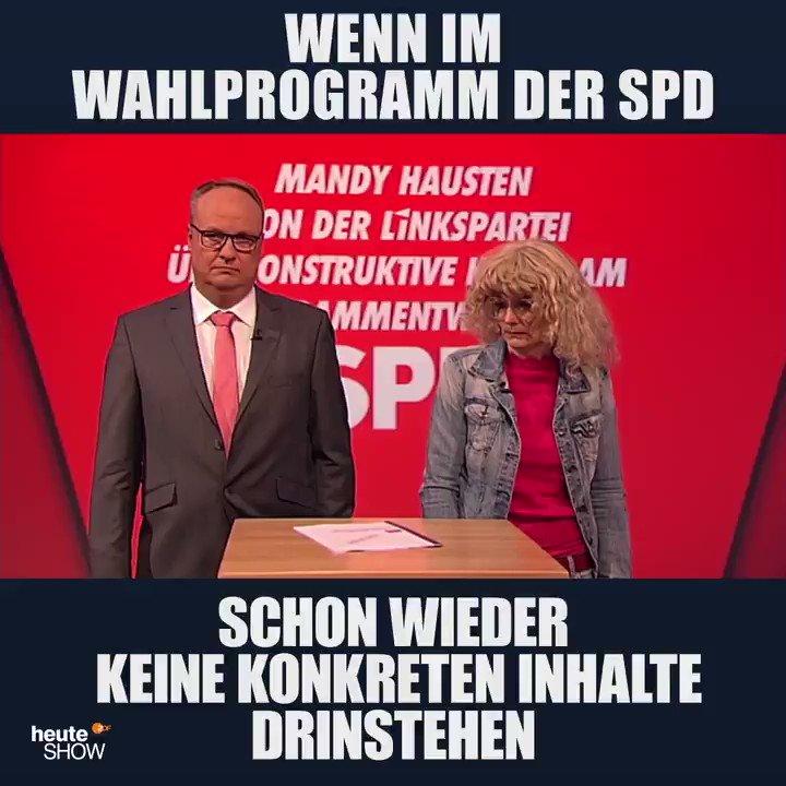 Was Mandy Hausten sagt. #SPD #Wahlprogra...