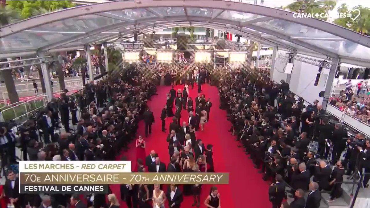 #MadsMikkelsen 'C'est un honneur pour moi d'être ici ce soir' #Cannes70 #Cannes2017 👉 https://t.co/bb9E0coPgn