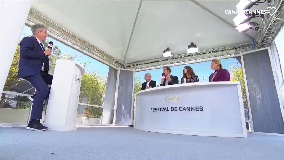 Vincent Lindon 'Rodin est l'exemple typique de l'artiste qui n'en fait qu'à sa tête' #Rodin #Cannes70 #Cannes2017