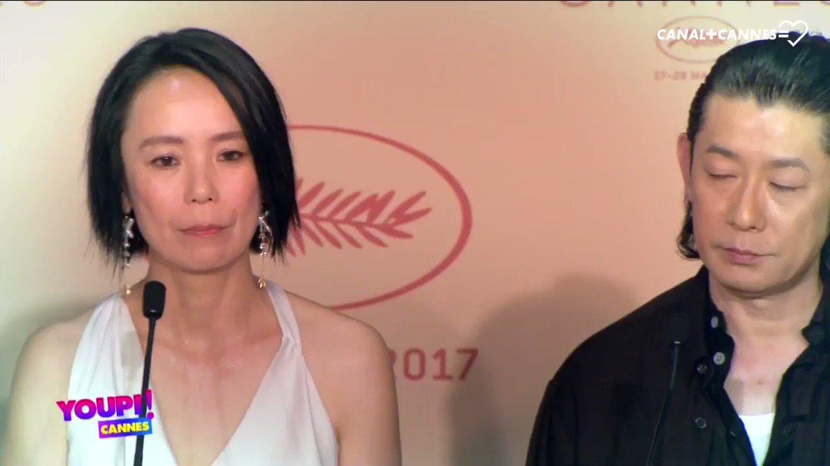 Heureusement que les stars sont meilleurs en cinéma qu'en ola... #YoupiCannes #Cannes2017 ! #Cannes70