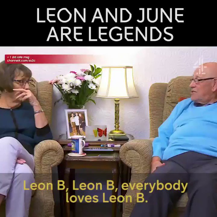 We all want to be @LeonandJune when we grow up #Gogglebox https://t.co...