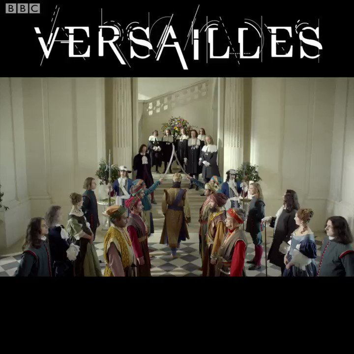 An offer Philippe can't refuse. But will the Sultan be fooled? #Versailles