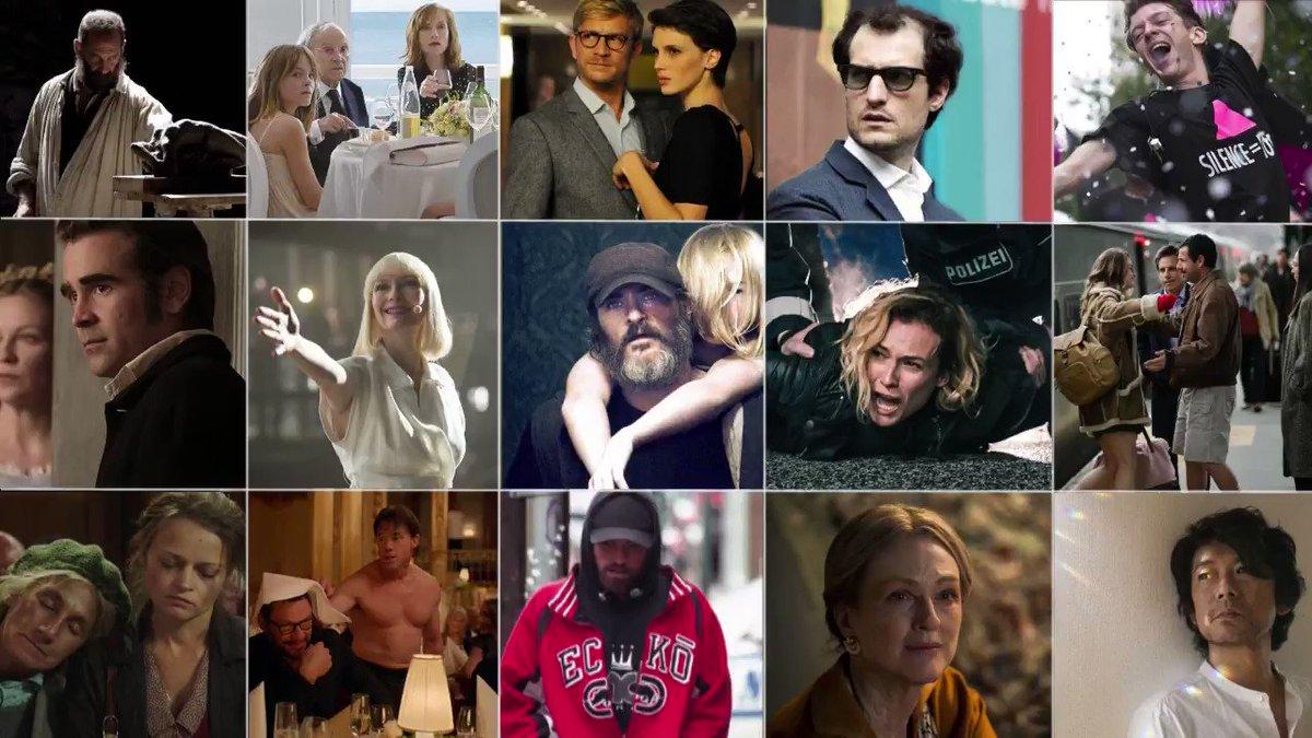 #Cannes2017 Lequel de ces 19 films en compétition recevra la palme dimanche ?