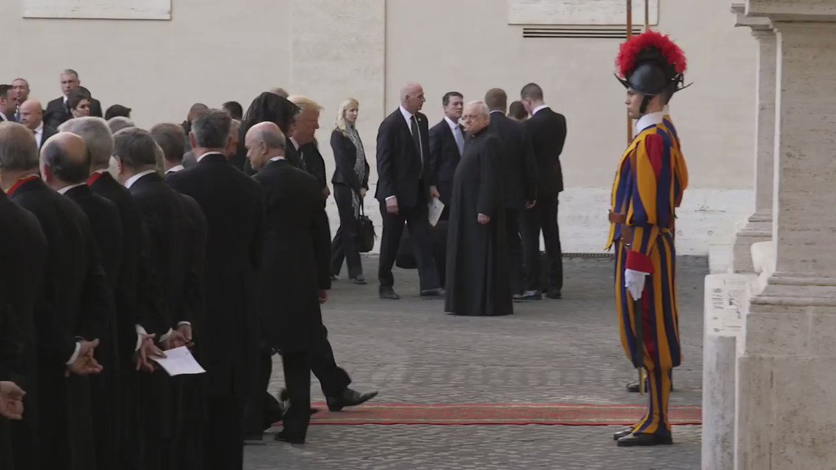 #POTUSAbroad in Rome, Vatican City, and Brussels  See more at https://...