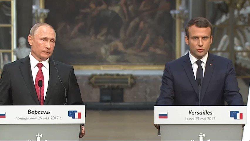 Toute utilisation d'armes chimiques fera l'objet de représailles et d'une riposte immédiate de la part des Français.