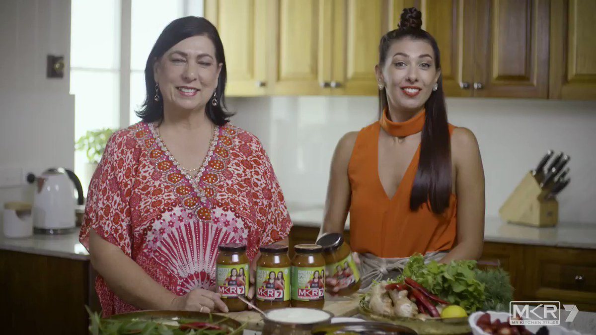 Get saucy for dinner with Valerie & Courtney's delicious, sweetly spiced #MKR sauce at Coles. While stocks last.